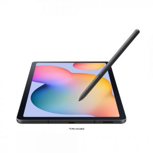 Samsung-Galaxy-Tab-S6-Lite-Gray-S-Pen-Included