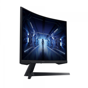 _Samsung 27-Inch G5 Odyssey Gaming Monitor with 1000R Curved 2