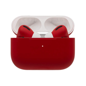 Switch apple airpods pro red